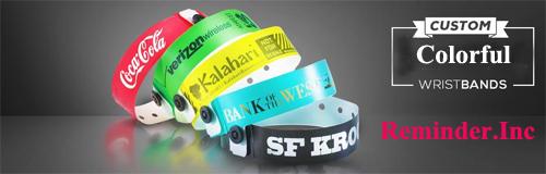 10 wristband reminder inc banner