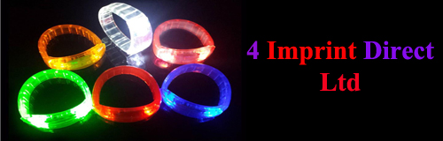 1000 wristband 4imprint Direct Ltd banner