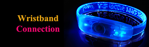 1001 wristband wristband connection banner