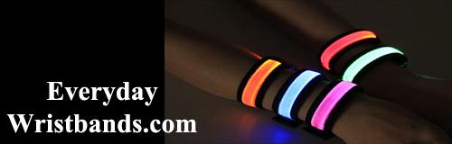 1005 wristband Everyday Wristbands com banner