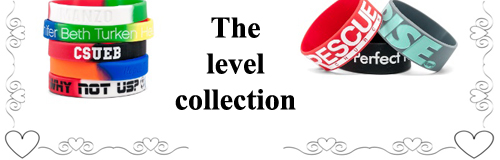 1013 wristband the level collection banner