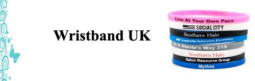 1023 wristband UK banner
