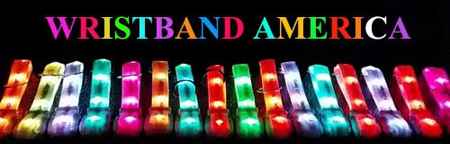 1040 wrisband america banner