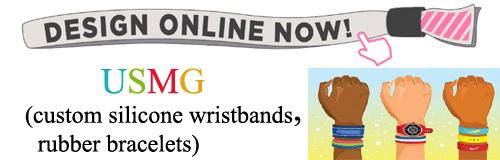 1041 wristband usmg