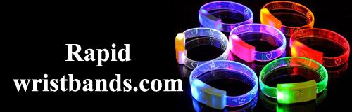 1042 wristband rapid wristband banner