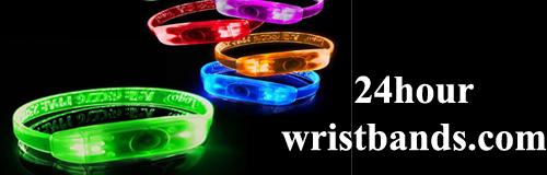 1043 wristband 24 hour wristband banner