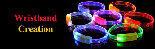 1045 wristband creation banner
