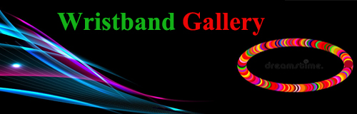 18 wristband wristband gallery banner