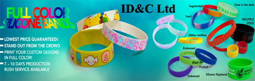 25 wrisband id&c ltd banner