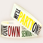3/4 inch wristband