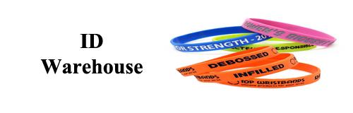 87 wristband ID Warehouse banner