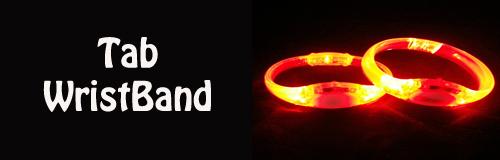 992 tab wristband banner