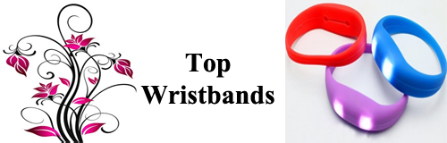 996 wristband top wristband banner
