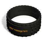 Debossed Tire Band