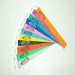 Full colour Tyvek wristbands