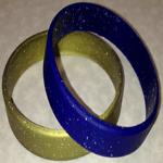 Glitter Wristbands