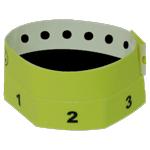 Multi-Tab Wristbands