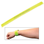Reflective Slapper Wristbands