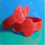 Rubber Bracelets Figured Bracelets
