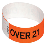 security wristbands