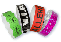 specialty wristbands